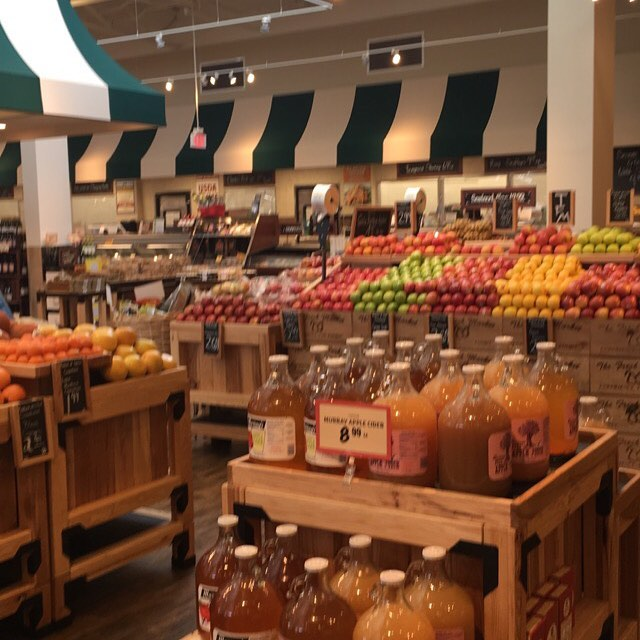 The Fresh Market is like a smaller version of Wholehellip
