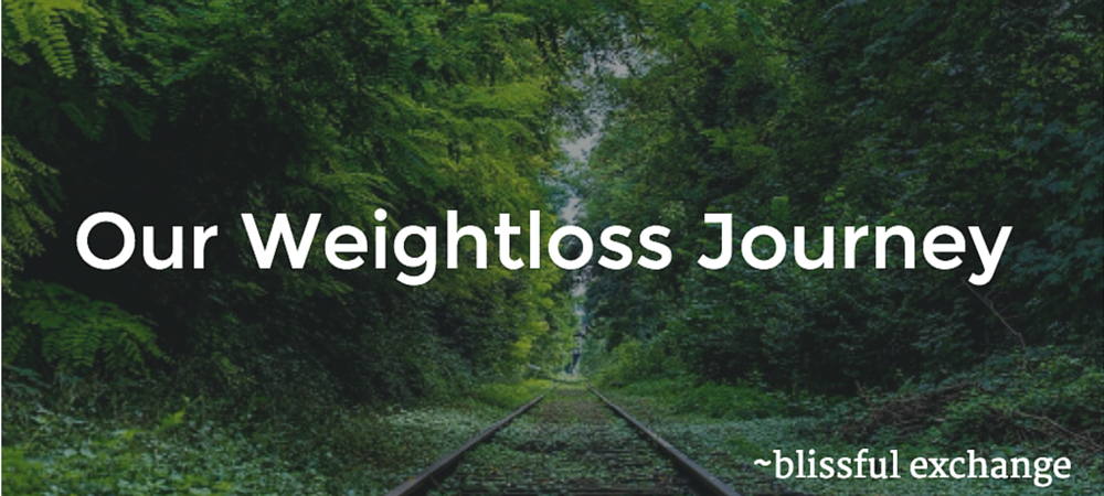 Our Weight Loss Journey